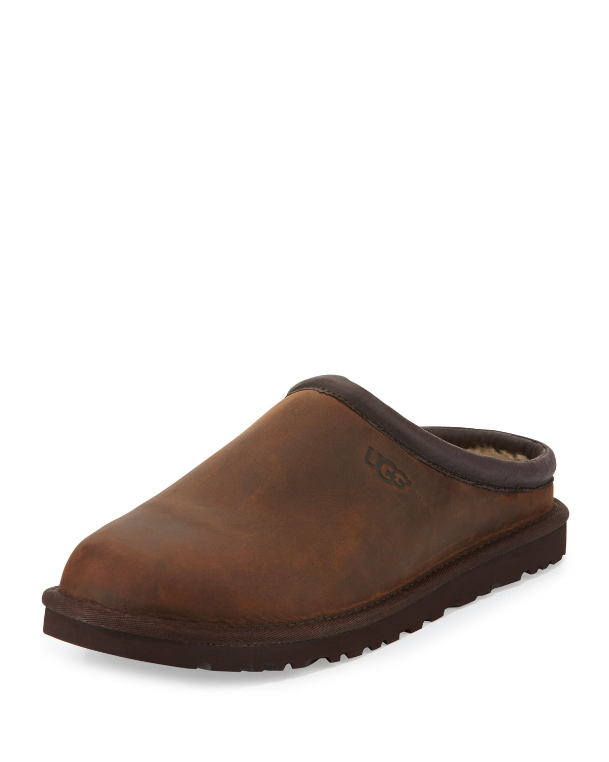 e4654d12ea8 Men's Classic Clog Slipper, Stout