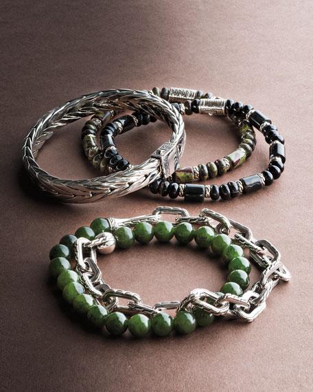 Men's Batu Smoky Agate Bracelet