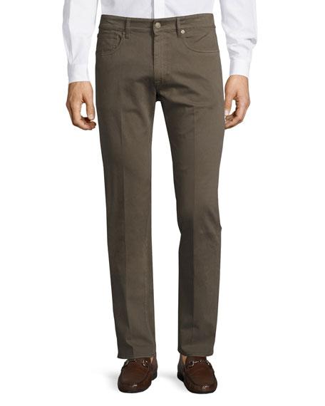 Ray Regular-Fit 5-Pocket Pants