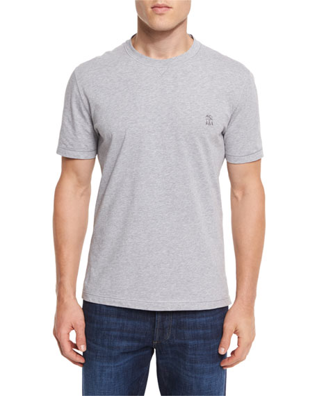 Cotton Spa T-Shirt with Logo