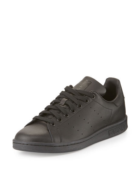 Adidas Men's Stan Smith Foundation Perforated Leather Sneaker,