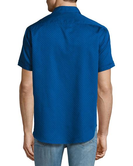 Vertigo Short-Sleeve Sport Shirt
