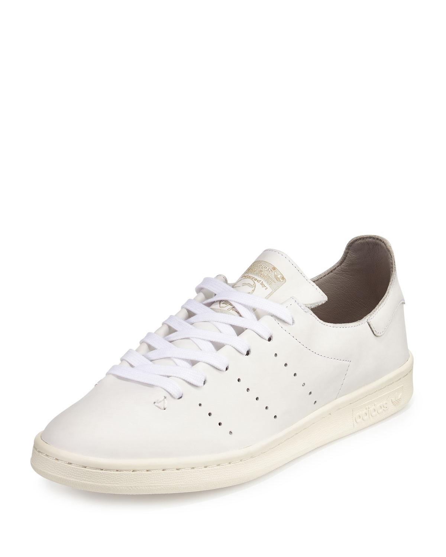 858170eb2520a Adidas Men s Stan Smith Leather Sock Sneaker