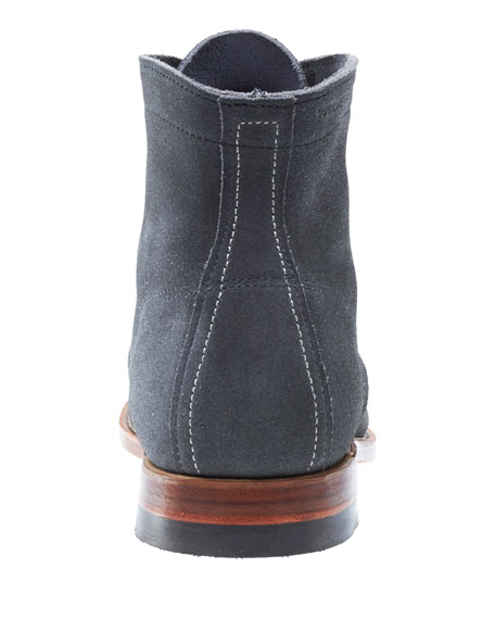 Original 1000 Mile Suede Boot, Gray