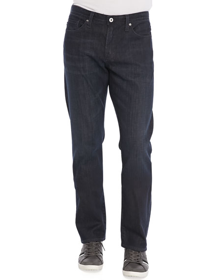 AG Rebel Relaxed Fit Jeans, Indigo