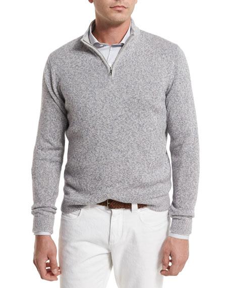 Loro Piana Pullover, Shirt & Jeans & Matching