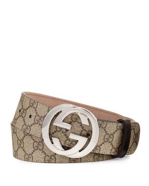 82275efff Men's Designer Belts at Neiman Marcus