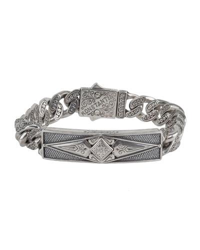 Men s Bracelets Leather Cuff & More at Neiman Marcus