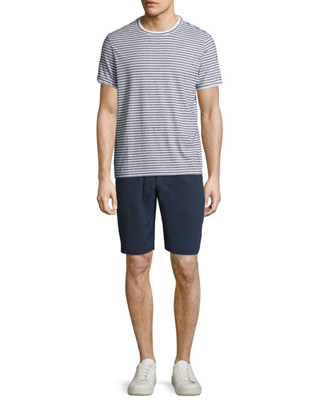 Plymouth NC Forged Linen Shorts