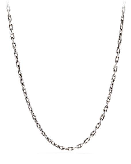 David Yurman Men's 6mm Shipwreck Chain Necklace