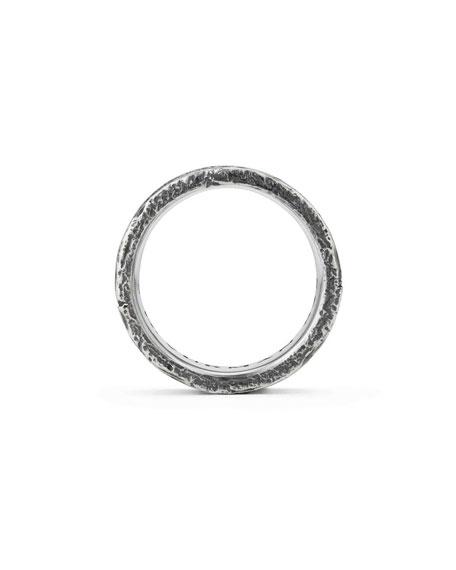 David Yurman Men's Shipwreck Band Ring, 8mm