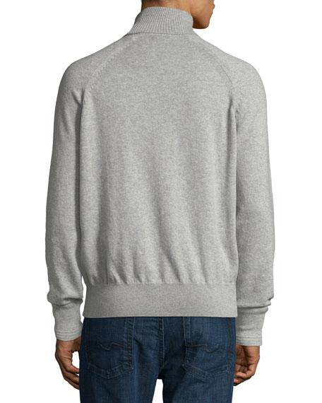 Cashmere Turtleneck Sweater