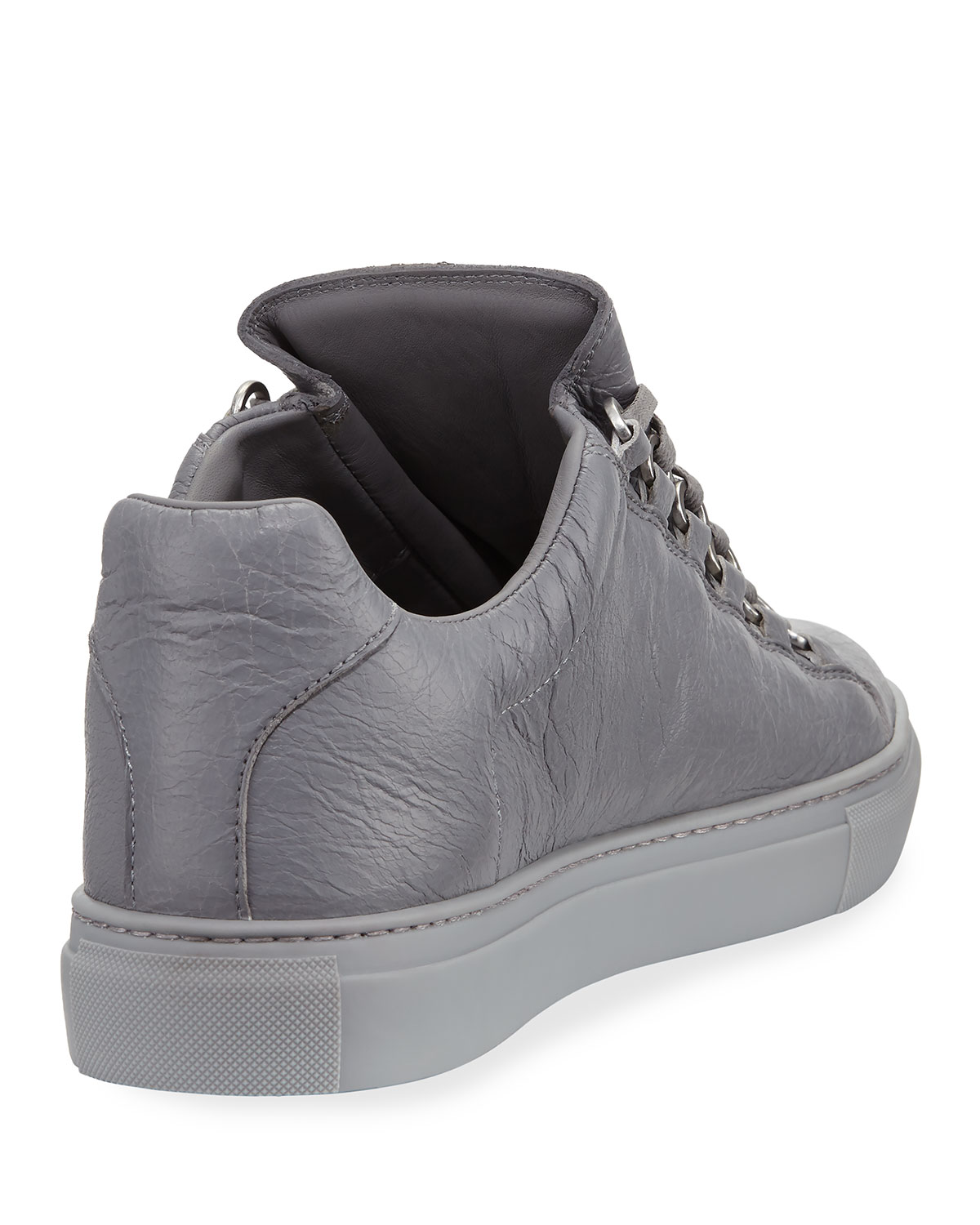 Arena Leather Low-Top Sneakers
