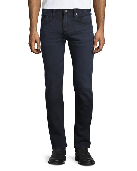 AG Adriano Goldschmied Dylan 2-Year Abacus Skinny-Fit Jeans