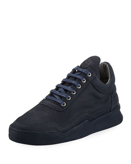 Filling Pieces Ghost Men's Micro-Lane Low-Top Sneaker