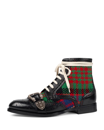 gucci shoes for men black. queercore leather brogue boot gucci shoes for men black
