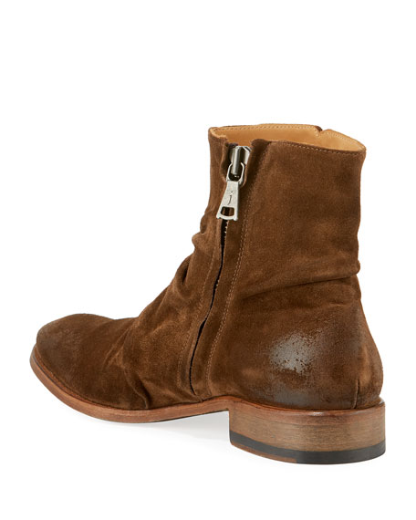 Morrison Sharpei Suede Boot