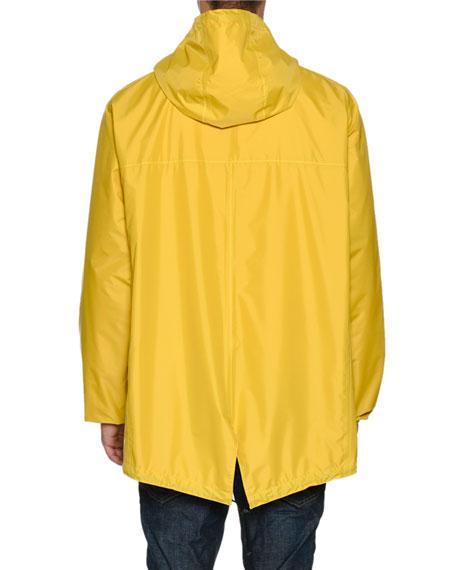 x K-Way® Short Reversible Nylon Packable Jacket
