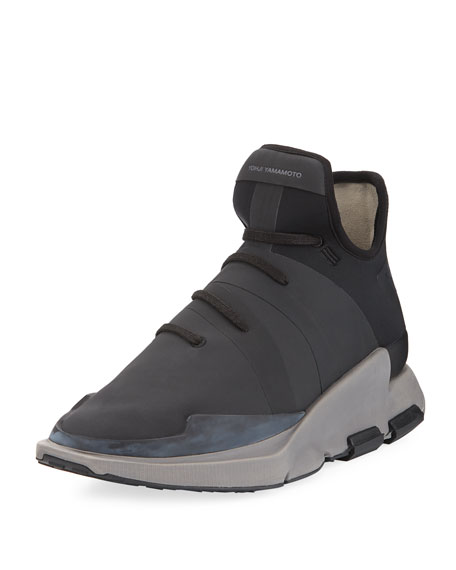 Y-3 Men's Noci Low-Top Sneaker