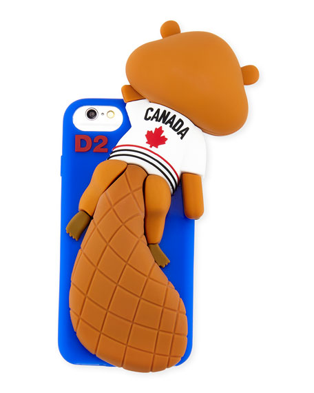 Dsquared2 Beaver iPhone 7 Case
