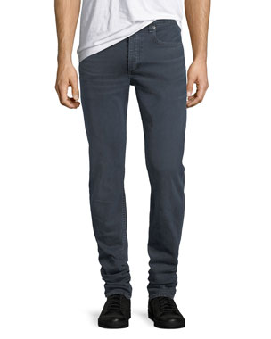 2f1bc2a068 Rag & Bone Men's Standard Issue Fit 2 Mid-Rise Relaxed Slim-Fit Jeans
