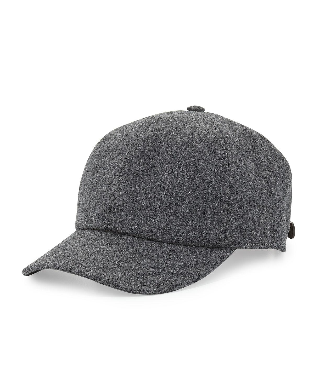 e9d3ea8c87f69 Brunello Cucinelli Wool Baseball Cap