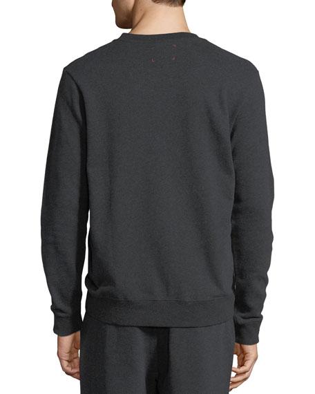 Devon 1 Charcoal Men's Sweatshirt