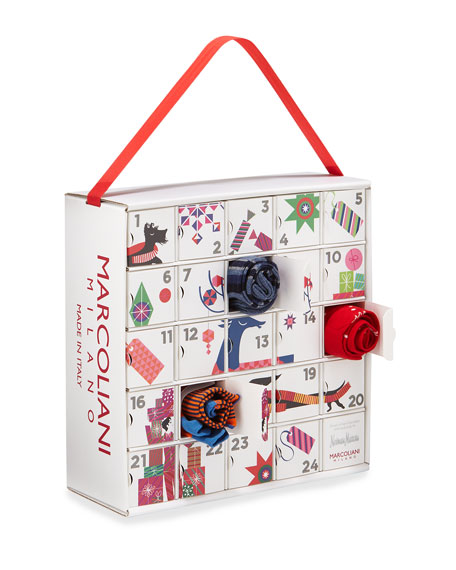 Marcoliani Advent Calendar of Socks