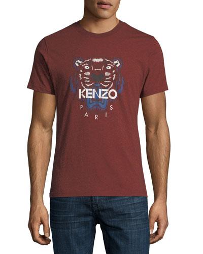 Tiger Icon Short-Sleeve T-Shirt