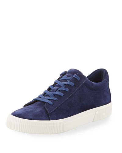 Kurtis Suede Low-Top Sneaker