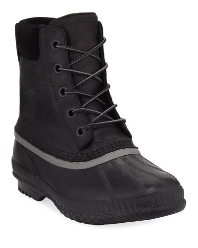 Cheyanne II Lace-Up Duck Boot
