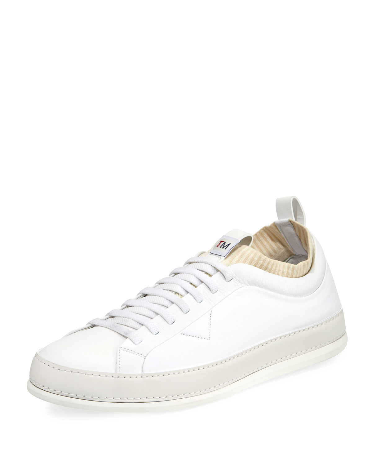 2e8a5883 Men's Imperia Low-Top Leather Sneakers