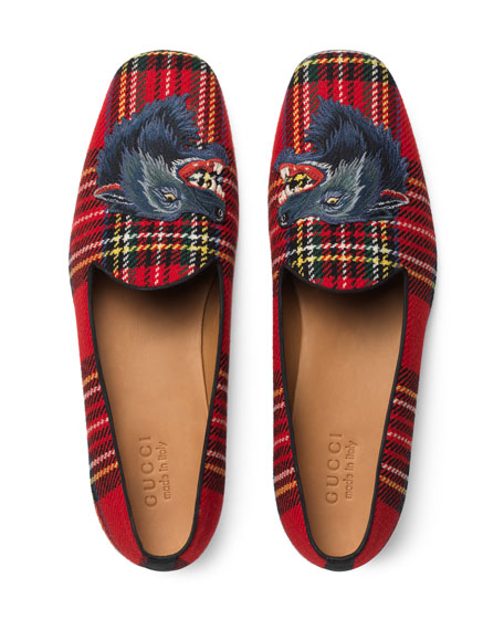 New Gallipoli Classic Tartan Loafer