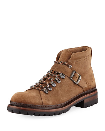George Norwegian Hiker Boot, Brown