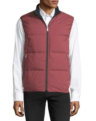 Lightweight Reversible Draftbreak Vest