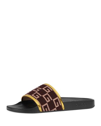 Pursuit Slide Sandal