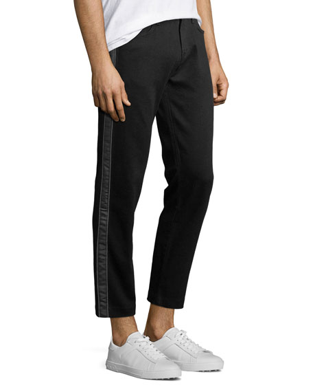 J Brand Men's Eli Straight-Leg Ankle Jeans