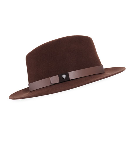 Kaminski Hats XY Jacob Fedora Hat