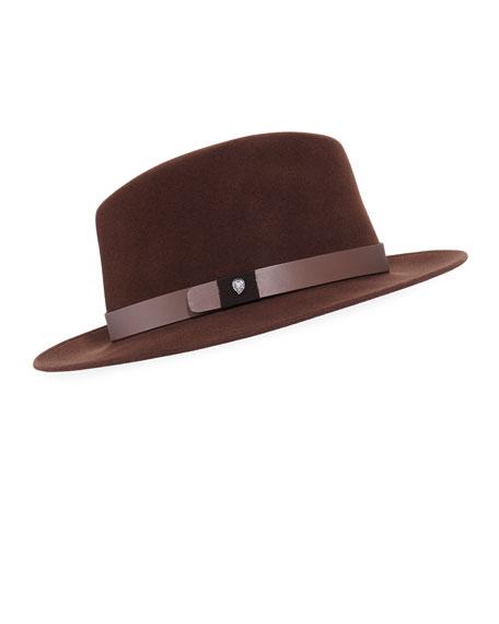Kaminski Hats XY Jacob Fedora Hat