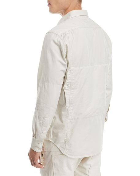 H-A Twill Sport Shirt