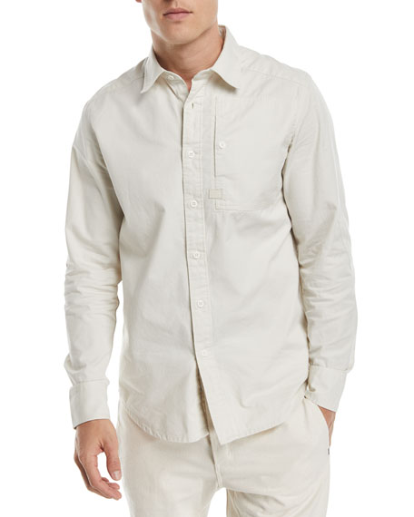 G-Star H-A Twill Sport Shirt