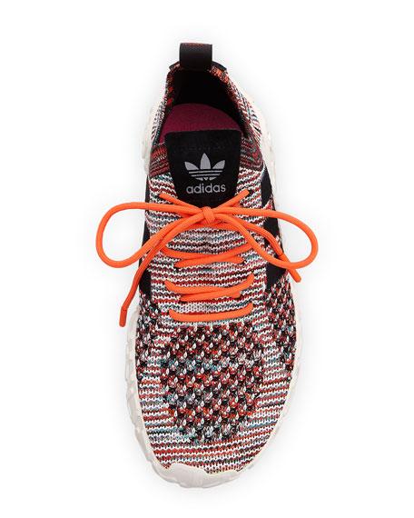 Men's F22 PK Stretch-Knit Sneakers, Multi