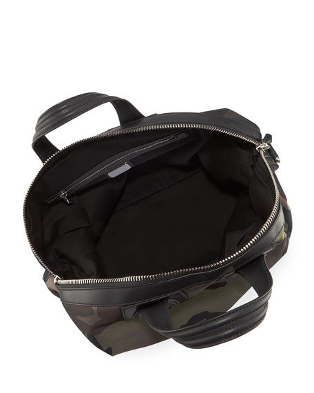 Givenchy Men's Camouflage Nightingale Bag