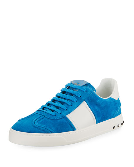 flycrew sneakers - Blue Valentino