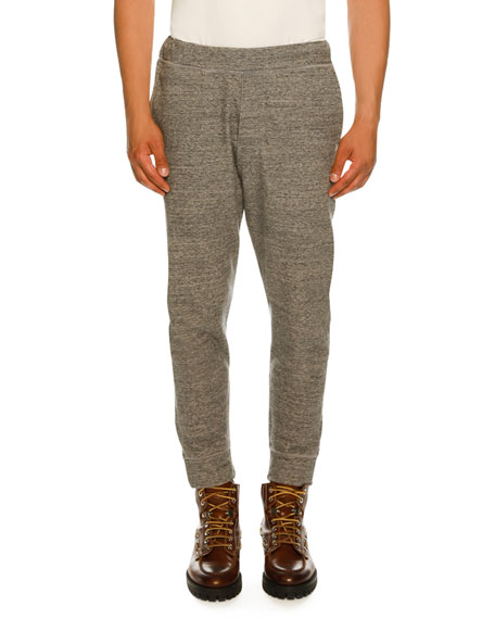 Dsquared2 Melange Jersey Lounge Pants