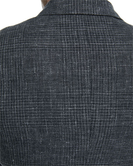 Prince of Wales Check Jacket