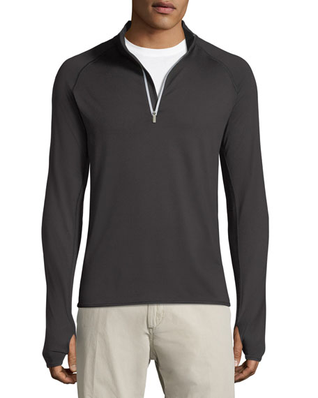 Sydney Half-Zip Pullover Sweater