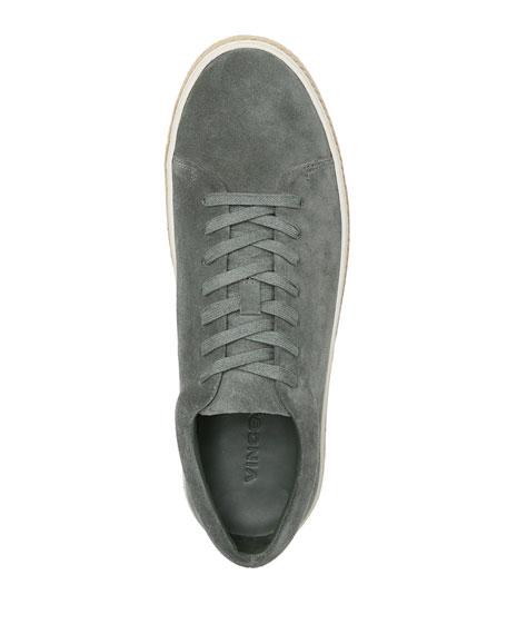 Vince Men's Ernesto Sport Suede Low-Top Sneakers
