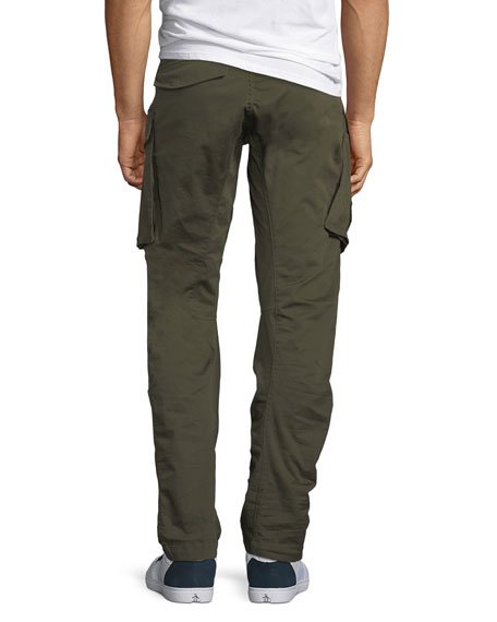 G-Star Rovic 3D Zip Cargo Pants, Green