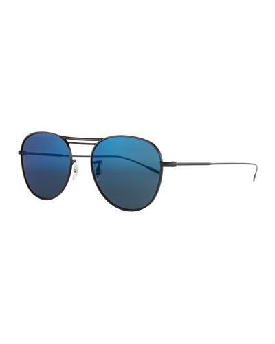 Cade 30th Anniversary Sunglasses, Blue